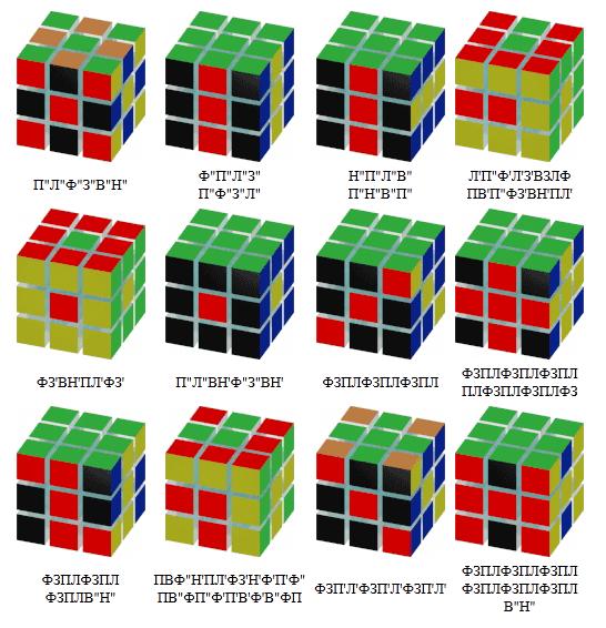 будет зваться обрубок кубика,
